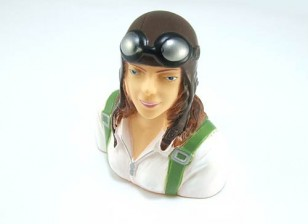 Modelo Piloto (Mujer) 1/6 (H73 x W63 x D35mm)