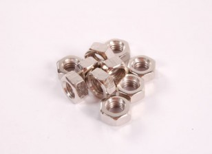 Tuercas hexagonales 10pc M3