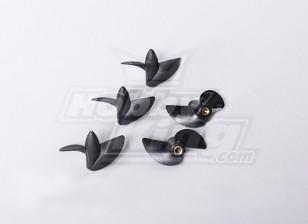 2-Blade Barco Propulsores 45X31.5 (inversa) (5pcs / bolsa)