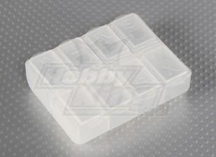Piezas de Cajas (PP Transparente) (1 unidad / Bolsa)