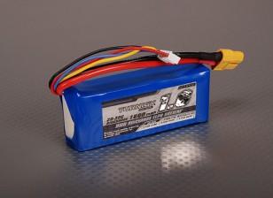 Turnigy 1600mAh 3S Lipo 20C Paquete