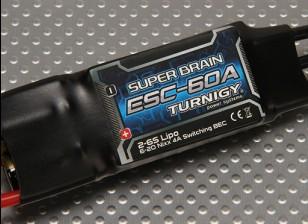 Turnigy Súper Cerebro 60A Brushless ESC