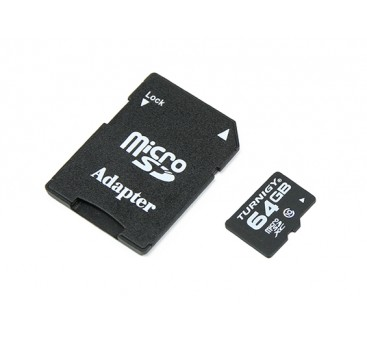 10 Tarjeta de Turnigy 64 GB Clase de memoria Micro SD (1 unidad)