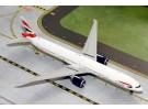 Gemini Jets British Airways Boeing B777-300ER G-STBG 1:200 Diecast Model G2BAW541