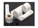 Manejo de la rueda delantera del brazo y del conjunto de montaje de 40 mm (5sets)