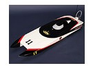 Aparición-II Marino rc sin escobillas casco del gemelo w / dos motores (800 mm)