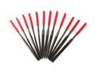 Los archivos de la aguja T12 (acero / de la aleación / plástico)
