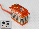 BMS-35A de alto voltaje (7.4V) sin núcleo Digital Servo w / aleación de titanio engranaje 35.5kg / .14sec / 74g