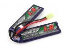 Turnigy nano-tech 1800mah 2S 20 ~ 40C Lipo AIRSOFT Paquete