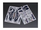 Auto-adhesivo de la etiqueta Hoja - Toyo 1/10 Escala