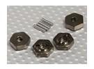Actualizar cubo de rueda (4pcs) - A2030, A2031, A2032 y A2033