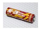 1.6V Turnigy 1500mAh batería recargable AA NiZn