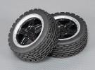 Conjunto de neumático delantero - A2033 (2pcs)