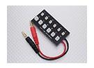 Micro Paraboard Junta de carga w / Conectores micro y JST JST-PH