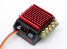 TrackStar GenII 120A 1 / 10th escala Sensored sin escobillas coche ESC (ROAR / BRCA aprobado)