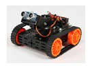 DG012 EV (Explorer versión) Kit de múltiples chasis de cadenas de goma y accesorios.
