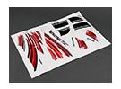 HobbyKing ™ Wingnetic 805mm - Sustitución sistema de la etiqueta
