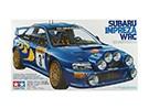Tamiya 1/24 Escala Subaru Impreza WRC'98 - Kit de Monte Carlo Modelo Plástico
