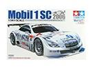Tamiya 1/24 Escala Mobil 1 SC Kit modelo plástico