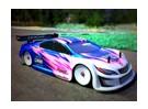 Ride Subaru Legacy B4 GT300 1/10 Touring Car Body Shell - Regular Peso - Claro