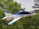 HobbyKing ™ Tornado Viper Jet 75mm 1100mm 6S del FED Deportes (PNF)