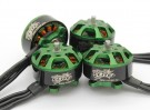 Multistar Elite 2306-2150KV 'MINI MONSTER' Quad Racing Motor (juego de 4 CW / CCW)
