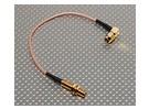 Cable de 2,4 GHz Sistema X8 Volver a montar la antena