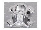 HXT 8 mm de aleación de montaje del motor de 2,5 g