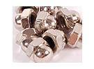 Las tuercas hexagonales de w / cabeza cerrada M4 10pc