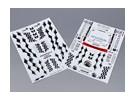 Hoja de auto-adhesivo de la etiqueta - Prodrive Escala 1/10 (2 piezas)