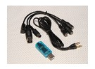 USB G4.5 simulador de cable RealFlight