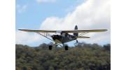 H-King J3 Navy Cub (NE-1) 1400mm (PnP) - flying front