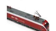 HXD1D Electric Locomotive Red HO Scale (DCC Equipped) No.2 4