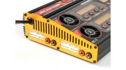 Turnigy Reaktor QuadKore 1200W 80A (4 X 300W 20A) Balance Charger now with NiZN and LiHV - side
