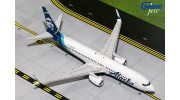Gemini Jets Alaska Airlines Boeing B737-800S N563AS 1:200 Diecast Model G2ASA594