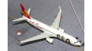 Gemini Jets SpiceJet Boeing B737-800W VT-XZJ 1:200 Diecast Model G2SFJ432B