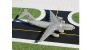 Gemini Jets Qatar Emiri Air Force Boeing C-17 Globemaster III  QA01 1:200 Diecast Model GMQAF044