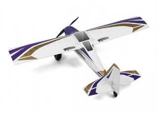 Durafly Color  Tundra 1300mm Anniversary Edition (Purple/Gold) (PnF) - top