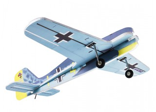 H-King Fw 190 - Glue-N-Go - 5mm Foamboard PP 975mm (Kit) - bottom view
