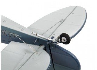 H-King J3 Navy Cub (NE-1) 1400mm (PnP) - tail wheels