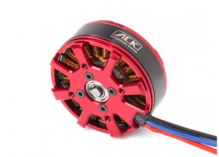 AX-4008CQ-600KV Brushless Outrunner Motor 4~5S (CCW) - bottom