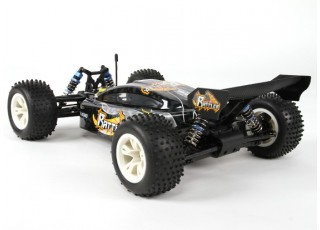 H-King Rattler 1/8 4WD Buggy (ARR) with 60A ESC - rear view