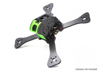 GEP-IX5 Fairy FPV Racing Drone Frame 200 (GREEN) (Kit) - Main View