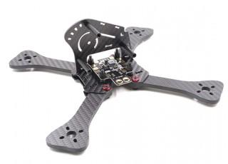 GEP-IX5 Fairy FPV Racing Drone Frame 200 (GREEN) (Kit) - side