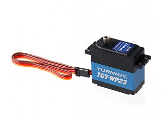 Turnigy TGY-WP23 Waterproof Metal Gear Digital Servo 23kg / 0.12sec / 75g with lead