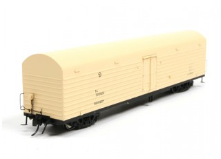 B15E Refrigerated Freight Car (HO Scale - 4 Pack) Set 3 1
