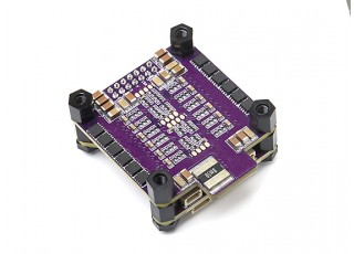 Flycolor Raptor-S Tower w/ F3 30A 4in1 ESC (F3/OSD/PDB) - bottom view