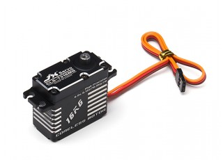 JX CLS-7316MG Coreless Metal Gear Servo 16.9kg/0.12sec/73g with Lead