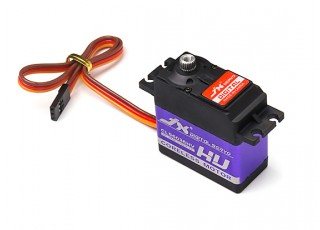 JX CLS6036HV Coreless Metal Gear High Torque Digital Servo 35.6kg/0.11sec/60g with lead