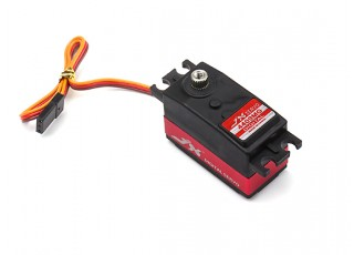 JX PDI-4409MG Coreless Metal Gear Digital Low Profile Servo 9.2kg/0.11sec/44.5g with lead